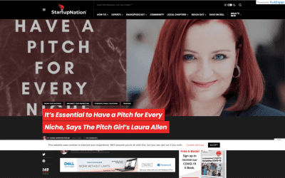 It's Essential to Have a Pitch for Every Niche, Says The Pitch Girl's Laura Allen